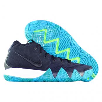 """Детские баскетбольные кроссовки Nike Kyrie 4 GS """"Dark Obsidian"""""""