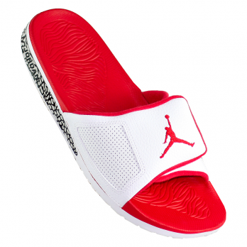 "Сланцы Air Jordan Hydro 3 Retro Slide ""Fire Red"""