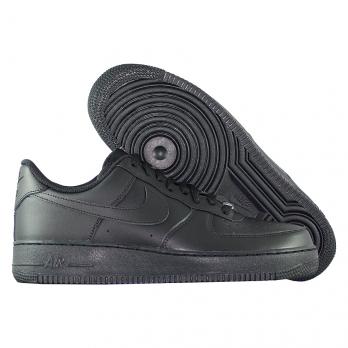 "Кроссовки Nike Air Force 1 Low '07 ""Blackout"""