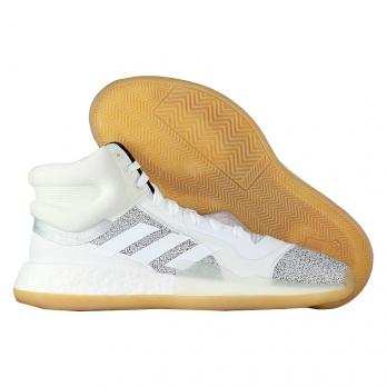 "Баскетбольные кроссовки Adidas Marquee Boost ""Raw White"""