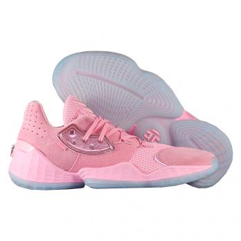 """Баскетбольные кроссовки Adidas Harden Vol. 4 """"Pink Lemonade"""""""