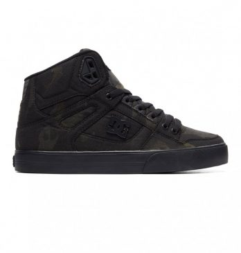 Кеды DC SHOES Pure Ht Wc Txse M Camo