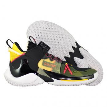 """Баскетбольные кроссовки Air Jordan Why Not Zer0.2 SE """"Amarillo"""""""