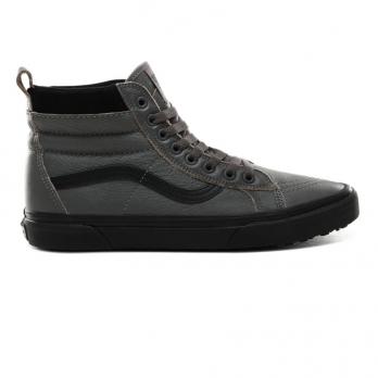 Кеды VANS Ua Sk8-Hi Mte Leather/Pewter