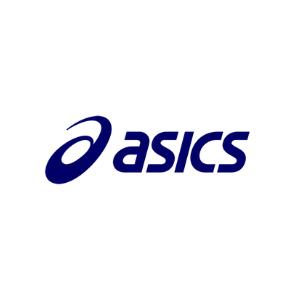 логотип Asics