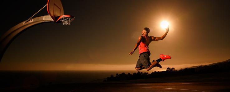 Обзор лучших баскетбольных кроссовок Nike