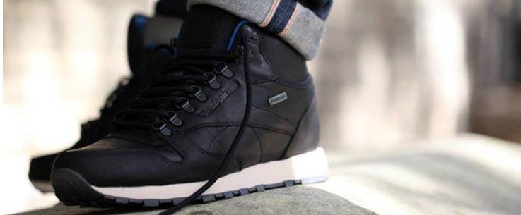 Зимняя мужская спортивная обувь для активного отдыха