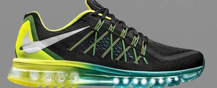 Обзор самых популярных моделей беговых кроссовок Найк Аир Макс (Nike Air Max)